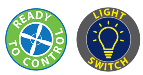 Ready to control - light switch website