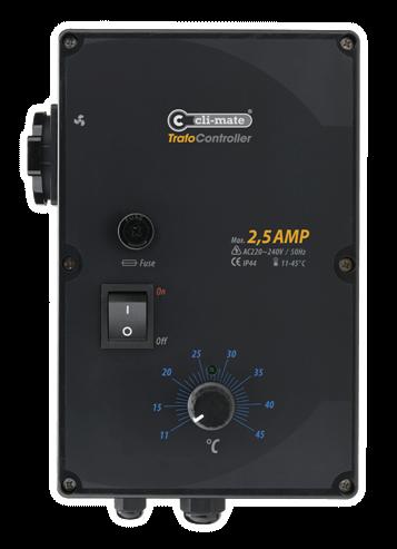 Trafocontroller 2,5 AMPgl site